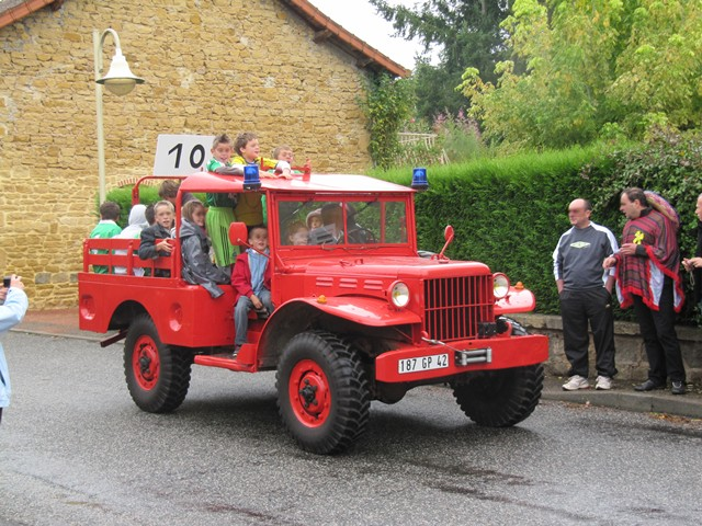 fête des classes 2010